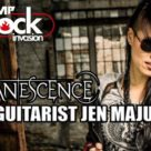 Interview de Jen Majura pour EMP Rock Invasion