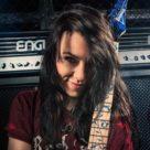 Première interview de Jen Majura pour Deusas do Rock