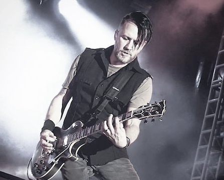 Interview Exclusive: Troy McLawhorn x Evanescence France (FR)
