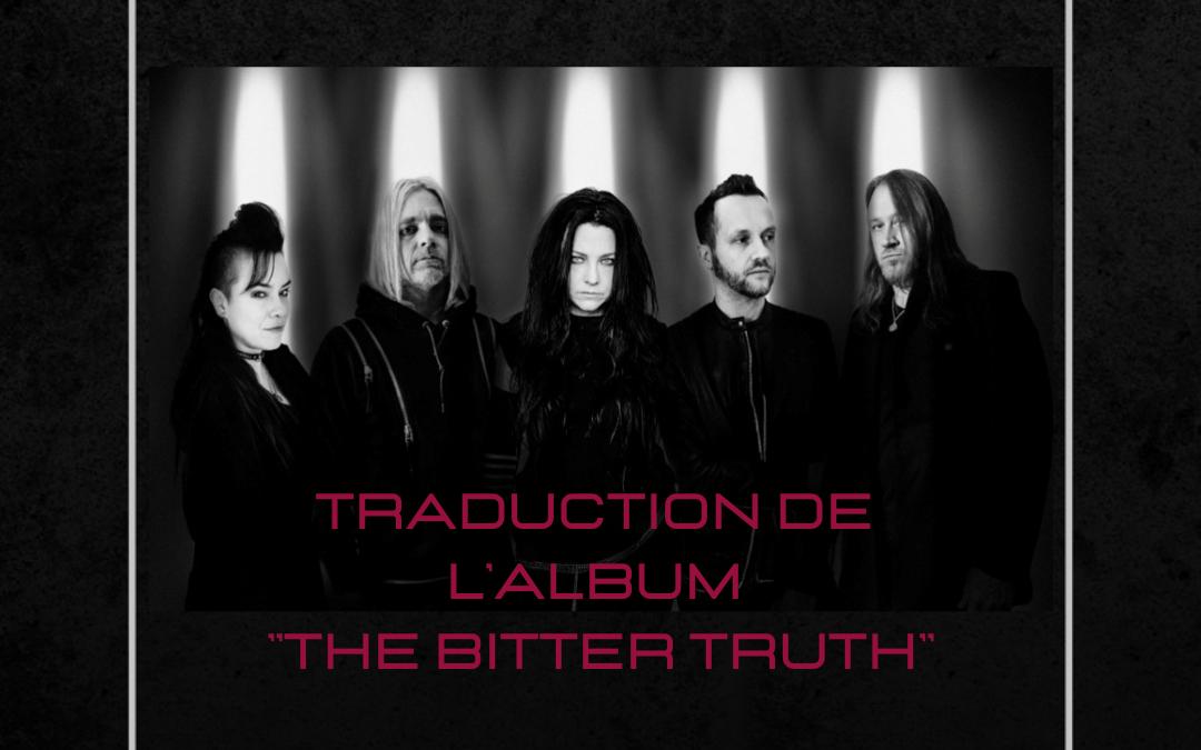 Traduction française de l'album de «The Bitter Truth»